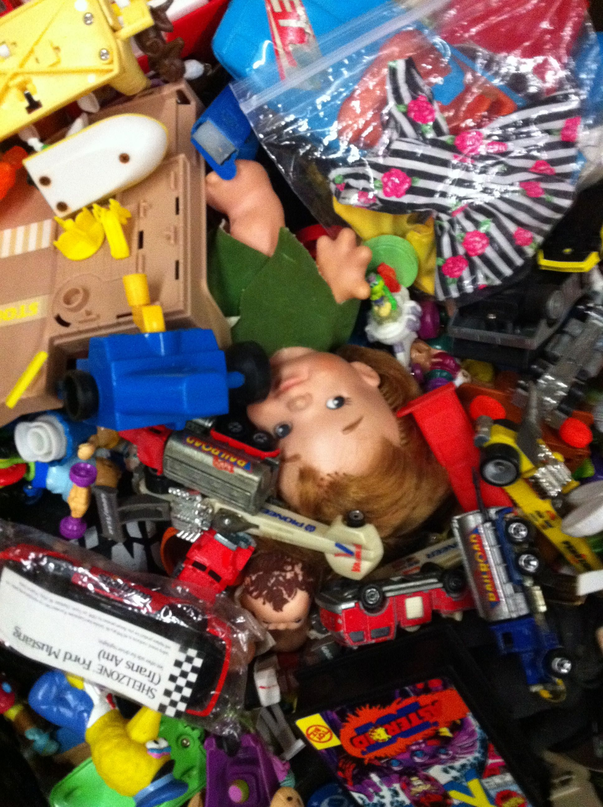 DKE Toys Blog Archive DKE Toys 5th Annual Graveyard & Garage Sale