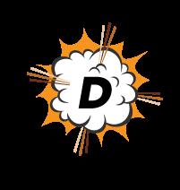 Disburst-Logo