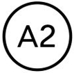 Photo of logo for A2 Cafe