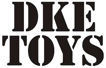 Photo of Logo for Dov Kelemer's DKE Toys Distribution