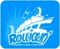 Photo of logo for Rollickin'