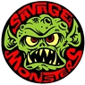 Photo of logo for Savage Monsters