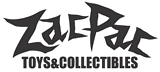 Photo of logo for Zac Pac Toys & Collectibles